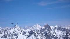 Hellbronner lifts (chaletlaforet) Tags: mountaineering chamonix aiguilledumidi cosmiquesarête
