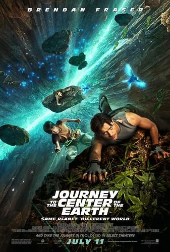 Viaje al centro de la tierra cine online gratis
