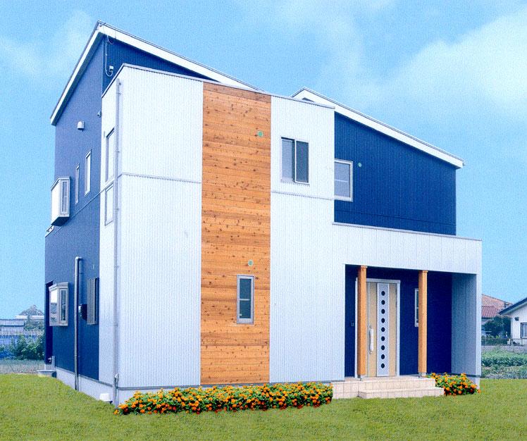 ガルバリウム外壁に実際にお住まいの方へ質問です住宅設備検討 E
