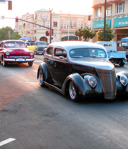 El Cajon Classic Car & Hot Rod Cruise 062508 -33
