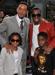diddy & will smith