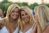 Canada Day 2008 Celebration (arden's aperture) Tags: girls women blondes smiles laughter bffs beautifulgirl nikonbokeh appleaperture21 whitesummerdresses canadaday2008celebration