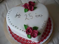 Heart (pinter_szilvi) Tags: marzipan form torta