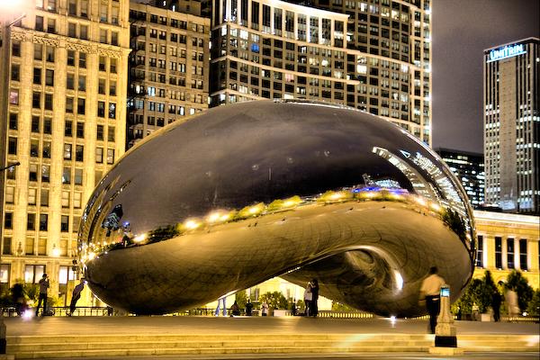 40+ Chicago's Bean Stunning Photos