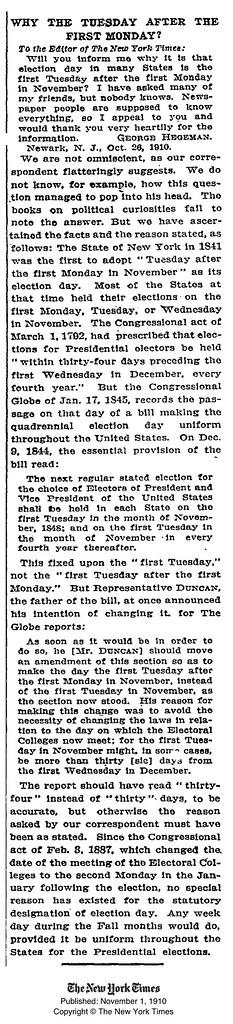NYT, 1910