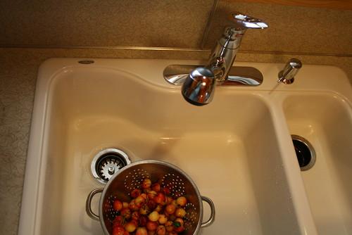gratuitious sink shot