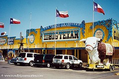 Big Texan - Amarillo, Texas