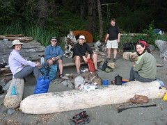 Juan de Fuca Trail - 04.Jul.08