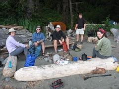 Juan de Fuca Trail - 04.Jul.08