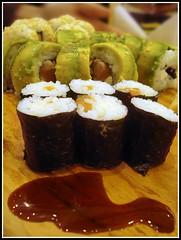 Sushi rolls  :P (Errlucho) Tags: china sushi comida tabla sabores errlucho