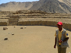 Ancient Caral now a UNESCO World Heritage site