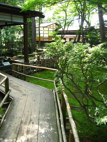 A samurai's garden