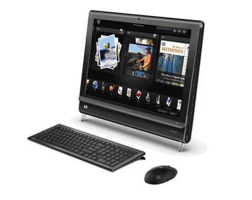 HP Smart Touch