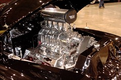 1952 Chevy Pickup - View #5 (cunningba) Tags: detail magazine automobile cleveland engine award pickup 2006 chevy hotrod winners 2007 1952 autorama hotpick ixcenter daveandbeckyharrington crusintimes