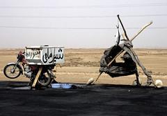 Fish Selling (Dr. Hendi) Tags: fish color fishing day iran motorcycle  khuzestan     anoosh   doctorhendii bandareimamkhomeyni