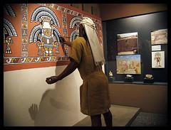 Representacin de la Pintura Moche (Andr Ramrez) Tags: peru inca culture plata land museo historia antiguo cultura pl