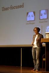 Liz Danzico on CrazyHorse UI
