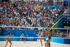 Women's Beach Volleyball Semi-Final