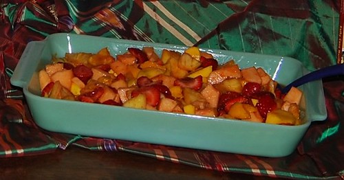Mexican Fruit Salad!