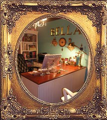 Ornate Office (Bella Luna Creative) Tags: color love vintage painting design key paint peace designer antique joy creative destiny unlock setdesign fauxfinish bellaluna setdesigner handpained decorativepaint blaack belladesign