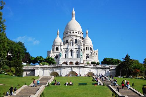 Sacré-Cœur @ Montmartre