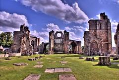 Catedral Elgin @ Escòcia (Gener74) Tags: church scotland catedral escocia elgin hdr smörgåsbord escòcia