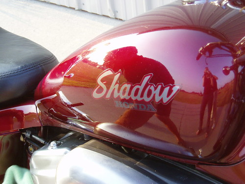Shadow 600