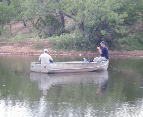 Fishing, why are you not doing it?