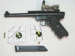 Ruger MKIII Target