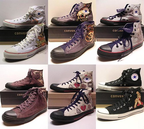 scarpe converse sailor jerry