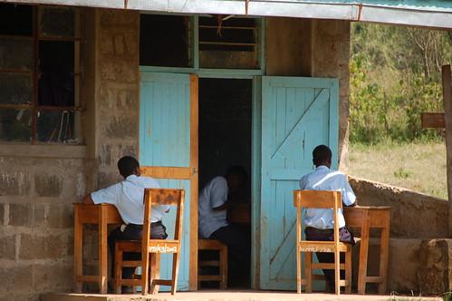 Miti Mingi Secondary School, Kenya