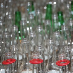 bokeh around the bottle! :)) (_AcL_) Tags: carnival glassbottles photographicdesign explore289 nikond40 macrobokeh happybokehwednesday