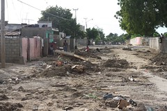 Hurricane Gustav and Ike, Caberet, Haiti 9.17.08