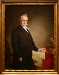 James Buchanan, Fifteenth President (1857-1861)