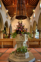 Brill Church Flower Festival (Uncle Berty) Tags: uk england flower church festival berty brill bucks smalls hp18 robfurminger