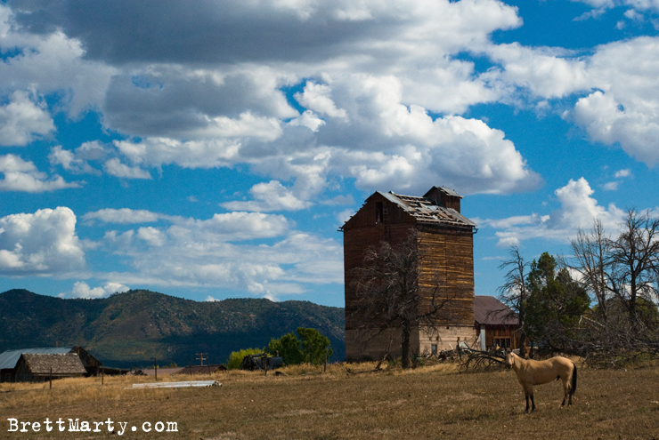 Cortéz, Colorado - BrettMarty.com