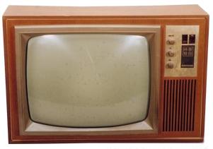 租賃的 TV set