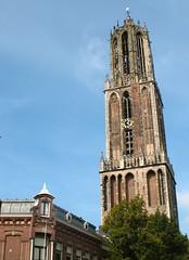 Domtoren (papillion_1) Tags: netherlands utrecht domtoren