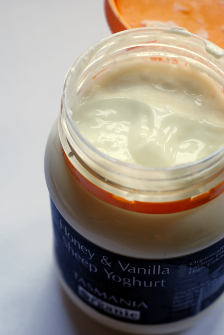 Grandvewe Honey & Vanilla Sheep Yoghurt© by Haalo
