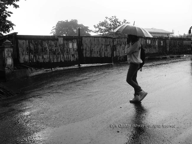 RAINY DAY 1 - copyrights Eki Akhwan