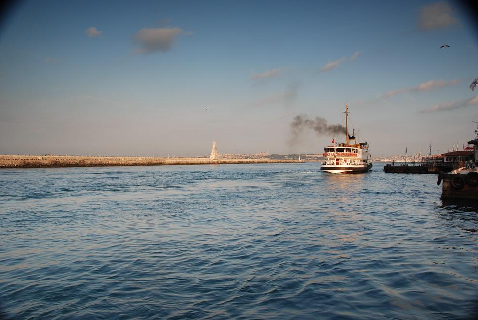 Bosphorus 博斯普魯斯海峽