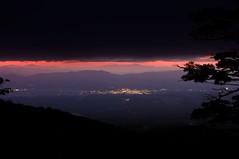 上富良野の夜景