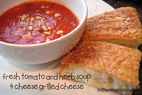 tomato soup and herb soup - Page 161