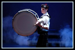 Bass Magic - NWJPB Concert (weatherly_s) Tags: portrait music kids youth portraits drums concert kilt bass candid pipes drummer piper bagpipes 1001nights bagpiper bagpipe bassdrum pipeband goldenglobe flickrstars nwjpb northwestjuniorpipeband colorphotoaward flickrestrellas gr8photo thebucketmen