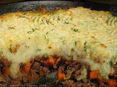 shepherds pie cut