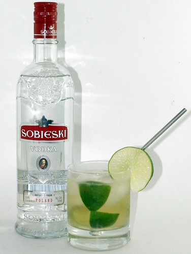 Sobieski Vodka and the Mazowse Mule