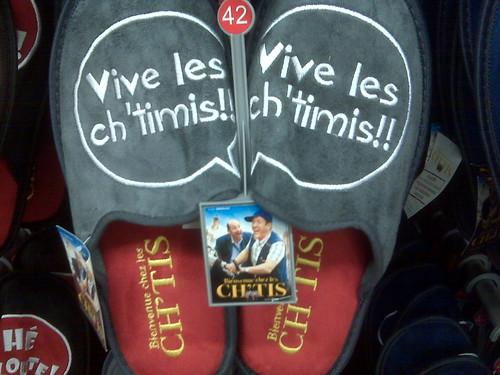 Chaussons Les Ch'tis 4