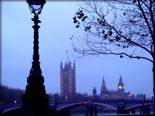 London morning
