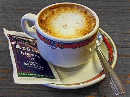 El millor cafè del meu mon, a la fi de la vall d'Atxondo (