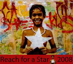 Reaching for a star campaign 2008